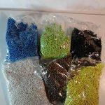Perles de rocaille 4mm